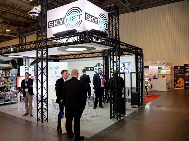 SKYNET Polska na Międzynarodowych Targach  Wyposażenia, Technologii i Usług dla Handlu RetailShow